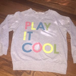 H & M play it cool set